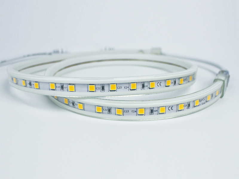 Led drita dmx,rrip fleksibël,12V DC SMD 5050 LEHTA LED ROPE 1, white_fpc, KARNAR INTERNATIONAL GROUP LTD
