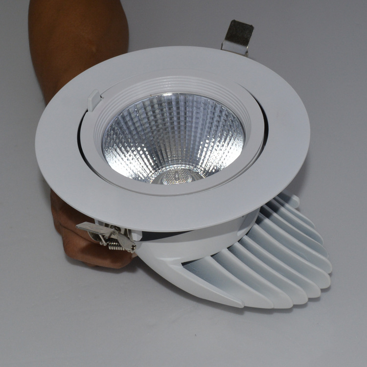 Led DMX argia,behera argia,25w elefantoa enborraren iraupena Led downlight 3, e_2, KARNAR INTERNATIONAL GROUP LTD