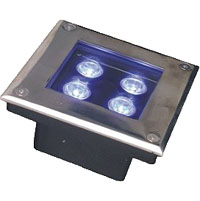 Led DMX argia,LED iturriak,Product-List 1, 3x1w-150.150.60, KARNAR INTERNATIONAL GROUP LTD
