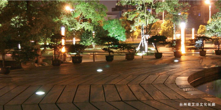 Led DMX argia,LED iturriak,3W Plaza Buried Light 7, Show1, KARNAR INTERNATIONAL GROUP LTD
