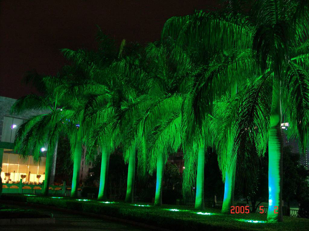 Led DMX argia,LED iturriak,3W Plaza Buried Light 8, Show2, KARNAR INTERNATIONAL GROUP LTD